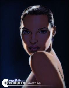 Neal-Adams-Art-studio-comps-woman